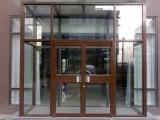 石家庄专业安装自动门地簧门玻璃门肯德基门生态门肯德基门