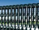 金山区朱泾电动伸缩门安装维修 伸缩门控制箱更换安装