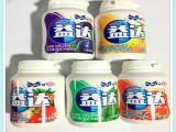 瓶装56g益达口香糖益达木糖醇 休闲零食糖果一站式采购批发供货