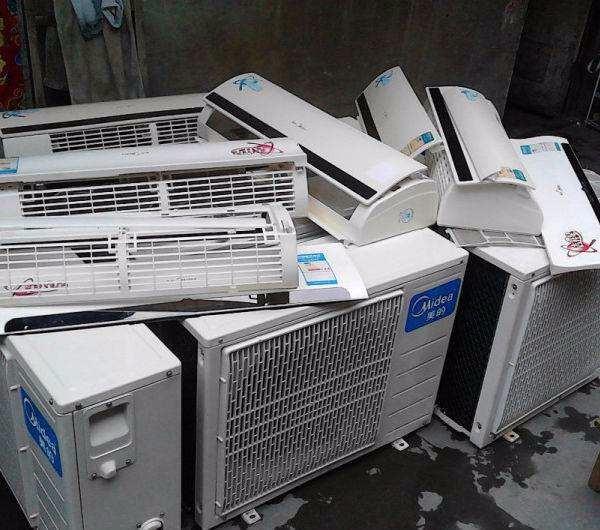 梅州废旧空调收购