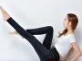 2015春秋新款经典四面弹力高腰女士牛仔裤韩版大码时装裤潮 代发