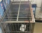 不锈钢大型狗笼