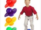 专业生产批发 跳跳球 弹跳球 蹦极球 广场休闲玩具