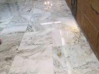 成都青羊区专业各种场所大理石地板抛光翻新养护服务