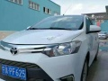 丰田 威驰 2014款 1.3 手动 型尚版银川一手私家车,无过