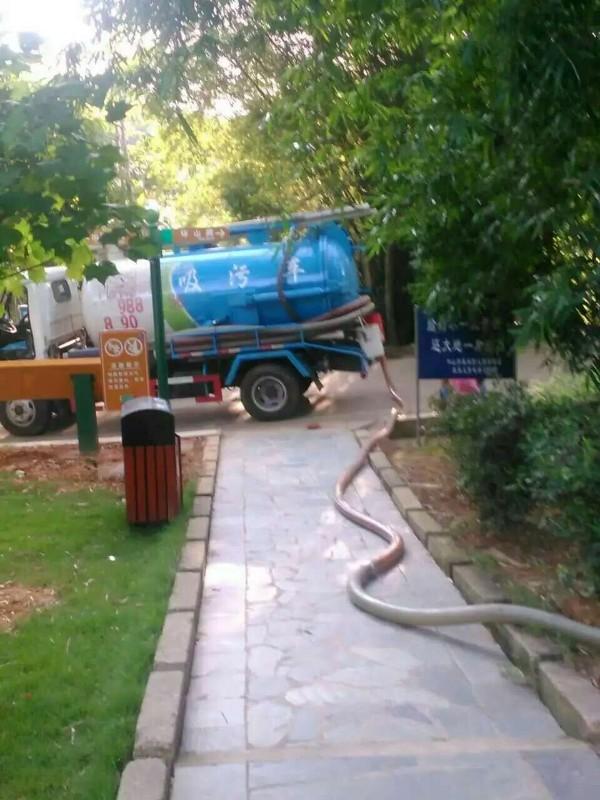 中山市火炬开发区.民众.南朗疏通下水道清理化粪池