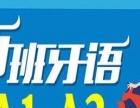 广州西班牙语培训哪里好,天河高级西语外教小班