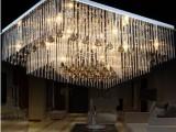 现代简约欧式水晶灯客厅灯餐厅灯具灯饰吸顶灯