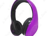 供应LX-B14头戴式电脑耳机 折叠耳麦mp3音乐耳机
