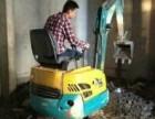 上海嘉兴一米宽微型小挖机小型挖掘机出租