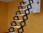 天津市电动伸缩楼梯销售,伸缩楼梯厂家