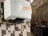 Anmon金属烤漆干手机全自动感应干手器烘手机烘手器适合现代家居
