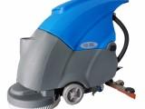 依晨手推式电动洗地机YZ-50 商场车站洗地面用洗地机