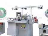 自动圆压圆单座模切机 小型不干胶单座模切