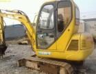 上海提供二手玉柴35挖掘机环保型发动机车龄一年时间