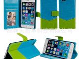 风马纹IPHONE 6 撞色 手机套 手机报护套 手机皮套 苹果