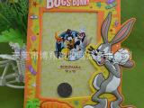 硅胶相框订做 滴胶相框厂家 儿童卡通相框 迪士尼里乐园相框定制