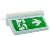 澳洲防水应急灯安全出口EXIT标志灯CE/SAA应急照明灯