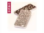 爆闪 iPhone5手机壳 苹果5手机壳水钻皮套女 ipone5手机壳保护套
