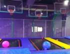 北京篮球组合蹦床,成人儿童大型室内蹦床公园