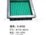 供应300大方形LED埋地灯小功率光源铝材体质户外照明夜景工程亮