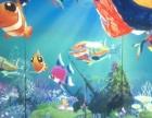儿童游乐场投资项目一条会说话的鱼带你乐翻天界