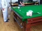 台球桌拆修 移位置 台球案子用品 北京大兴区台球桌安装 找平