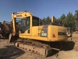 西安转让二手小松PC200 PC220 240和360挖掘机