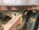 转让二手平板拖车4米X1.6米