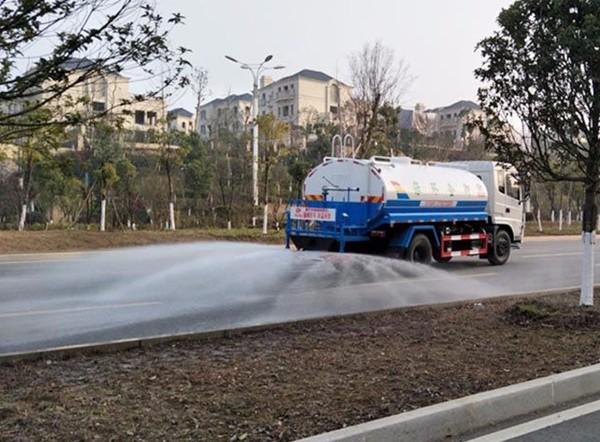 深圳绿化水车报价多少钱一台