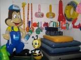 供应 充气玩具 pvc 充气玩具 充气坐