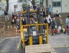 上海南汇泥城叉车培训教练一对一授课