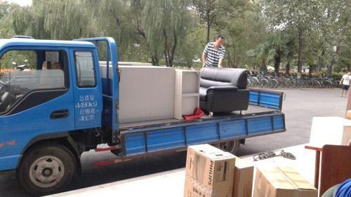 杭州蚂蚁搬家公司 空调移机加氟二手空调维修 长短途搬家