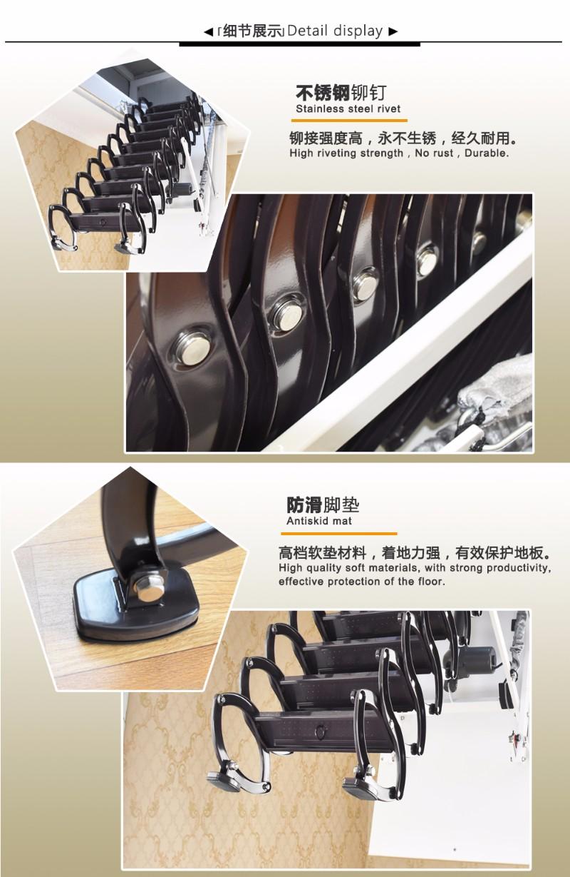 阁楼电动伸缩楼梯 阁楼伸缩梯子 北京 上海电动阁楼楼梯多少钱