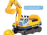 学步车玩具 /儿童工程车模型学步车