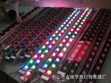 LED洗墙灯18W七彩DMX512 外控成品