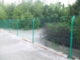 厂家直供圈地双边丝护栏网 高速护栏网 河道防护网 浸塑护栏网