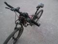 千里狼山地自行车