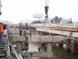 增城蓋梁切割有序施工