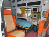 潮州120救护车出租,高铁转运病人收费