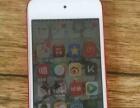 自用 iPod touch5 港版大红色32G 有耳机盒子