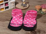 一件代发学步儿童纯棉婴儿袜子薄款宝宝袜早教地毯袜防滑地板袜