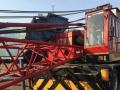 二手码头电吊 (轮胎起重机)红光25吨