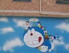幼儿园、娱乐场所等工装墙体彩绘荆州手绘艺术装饰