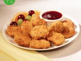 泰森黑胡椒鸡块2kg  西式快餐鸡块 冷