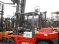 二手3吨叉车出售 合力叉车490发动机自动挡叉车