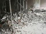 吴中横泾专业厂房家庭店铺拆旧拆除砸墙开门洞拆吊顶打孔