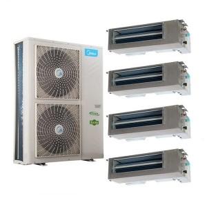 美的中央空调 全屋净水 新风系统 智能家居