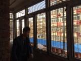昌平天露園小區更換華建70斷橋鋁門窗