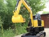 园林挖掘机小型挖土生产厂家农用迷你挖挖机多钱一台厂家直销